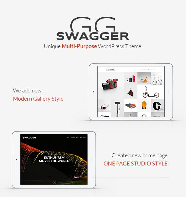 SWAGGER-ユニークな多目的WordPressテーマ-8