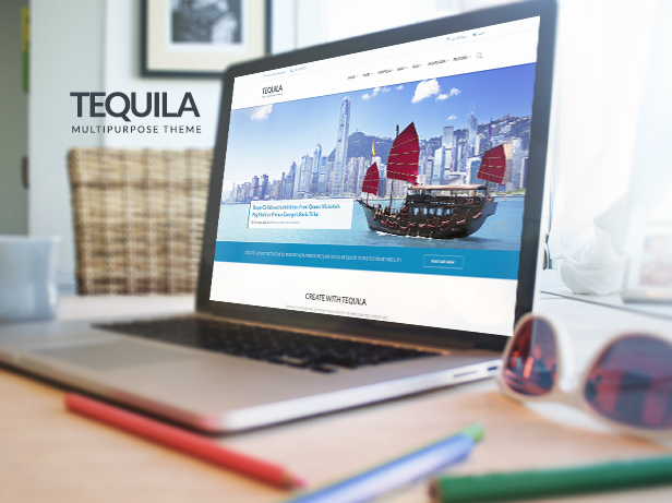Tequila  |  Unique Multi-Purpose WooCommerce Theme - 9